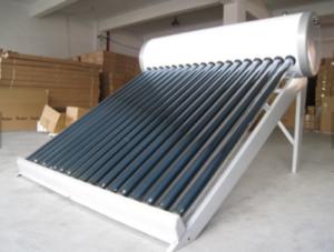 customized porcelain enamel solar water heater
