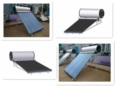 Heat Pipe Collector Solar Water Heater info