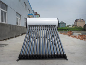 Porcelain enamel solar water heater quotation