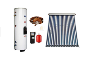 cost of solar heating system