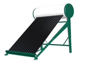 solar electric hot water heater