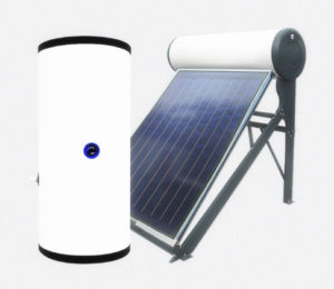 customized pressurized tank solar geyser