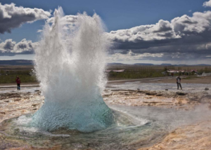 how are geysers formed