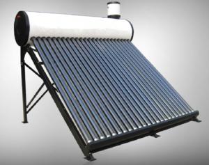 non pressure solar water heater price list