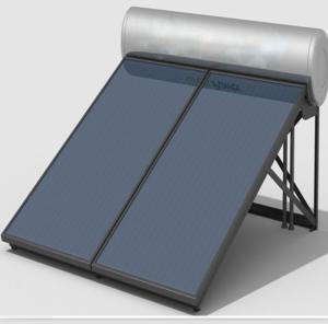 porcelain enamel solar water heater for sale