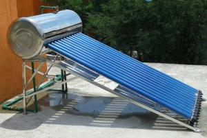 pressurized tank solar geyser china
