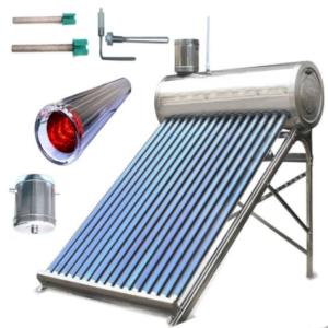 sus304 solar geyser price