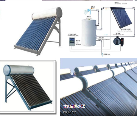cost of solar water heater for home