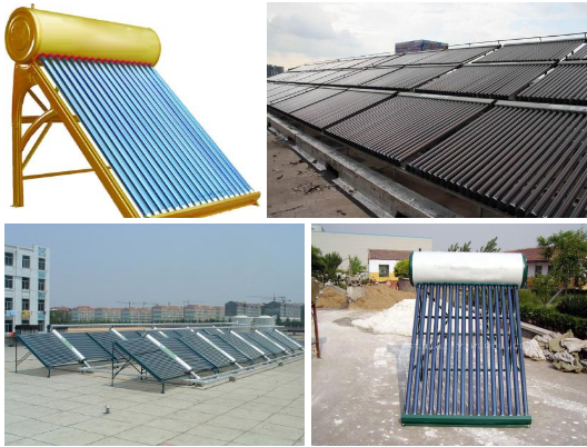 solar water heater manufacturer china