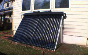 how long does a solar water heater last