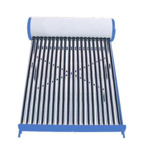 blue solar water heater