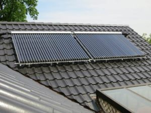 rooftop solar water heater price