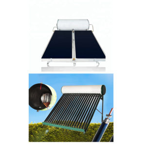 solar water heater passive