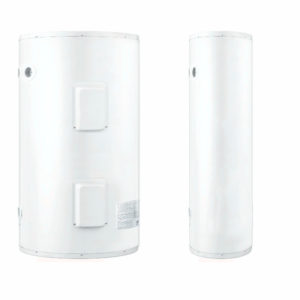 glass lined hot water tank