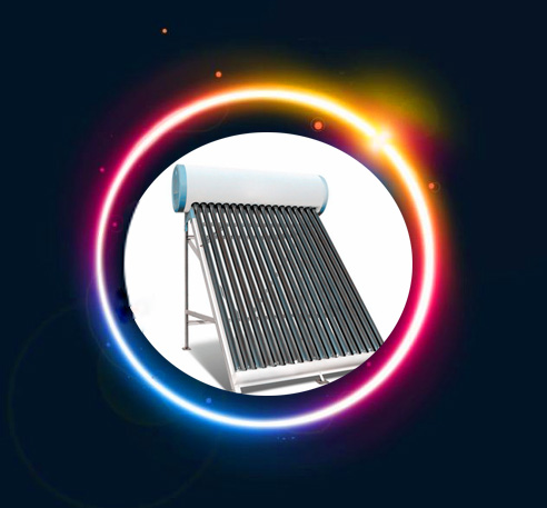 Solar Water Heater Stainless 316 system