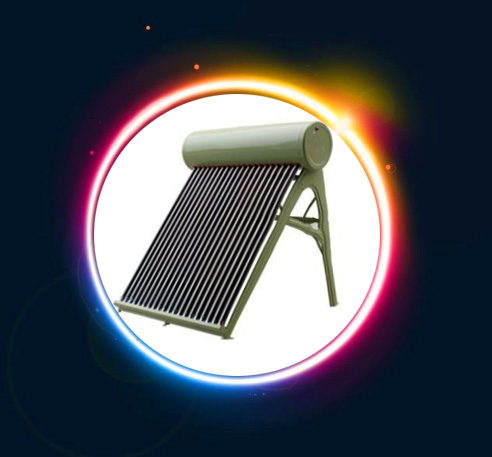 solar water heater home