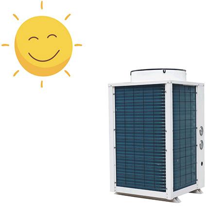 solar water storage tank air